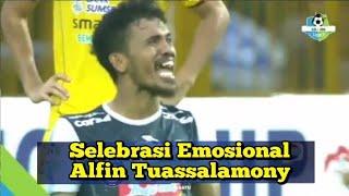 Video TERKUAK!! Alfin Tuassalamony Selebrasi Emosional, Ini Alasannya.. MP3, 3GP, MP4, WEBM, AVI, FLV Juli 2018