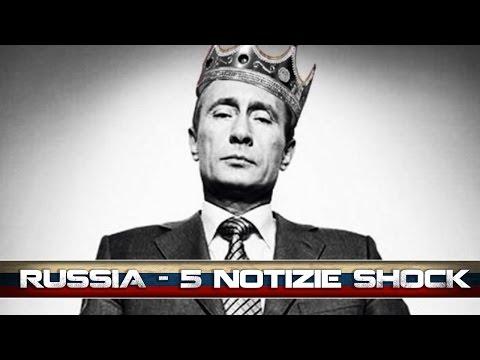 5 Notizie Terrificanti su Russia Che Non Sapevi (non te lo diranno mai in tv)
