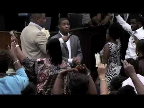 Prophet Brian Carn @ Power Plus 2010 - October 14 - Part Three