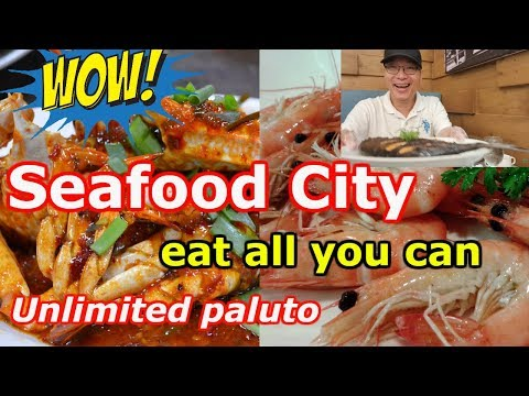 Visit Isla Sugbu Seafood City. (Paluto Eat All You Can) 2019! In Venice Grand Canal Mall. BGC