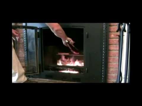 Fireplace Conversion System - Dutch Oven & Grill