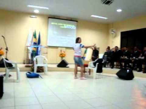 Festividade de Jovens 2010 na Igreja Assembleia de Deus Eldorado, Serra, ES