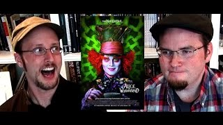 Video Nostalgia Critic Real Thoughts On: Alice in Wonderland MP3, 3GP, MP4, WEBM, AVI, FLV Desember 2018