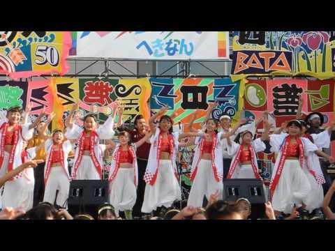 名古屋おもてなし武将隊 ~白しょうゆ音頭2016