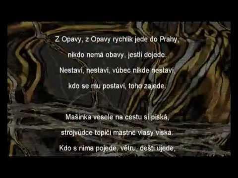 Maxim Turbulenc - Rychlík jede do Prahy