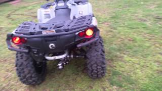 7. 2014 Can-Am Outlander  800r DPS