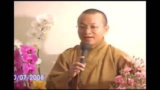 Kiến giải và tri thức (30/07/2008) - TT. Thích Nhật Từ