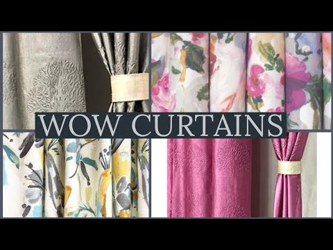 WONDERFUL CURTAIN DESIGNS |  पर्दे भारी छूट पर SARVODAYA TRADERS | ALL INDIA CURTAIN  DELIVERY