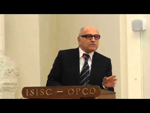 ISISC's 40th Anniversary - Dr. Ernesto Lupo, First President of the Italian Court of Cassation
