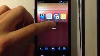 Galaxy S4 theme YouTube video