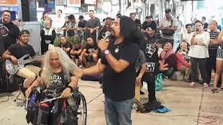 Download lagu 6 Suara Artis Dia Tiru Dlm Lagu Lamunan Terhenti Merechik Bak Hang Terbaik Brother Mp3