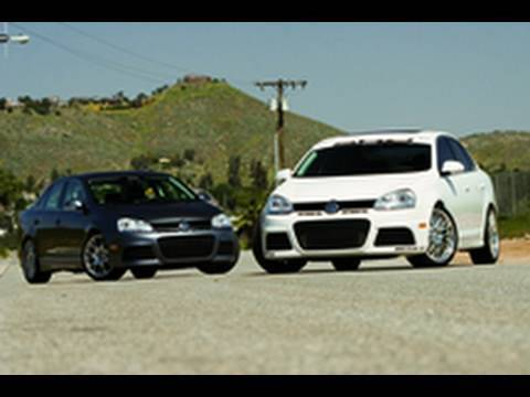 VW Jetta TDI shootout: eurotuner vs ABD