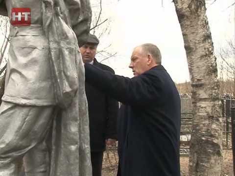 Новгородская мэрия получила неудовлетворительную оценку за состояние Петровского кладбища