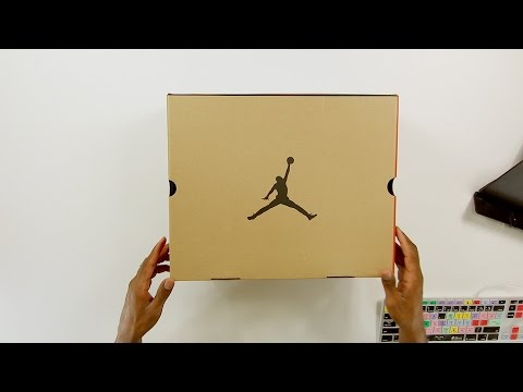 """UNBOXING: Air JORDAN 12 """"Flu Game"""" the Greatest Basketball Story Ever Told"""