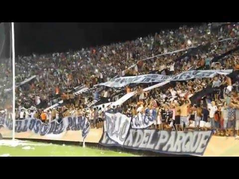 Hinchada de Independiente Rivadavia (MZA) - Los Caudillos del Parque - Independiente Rivadavia