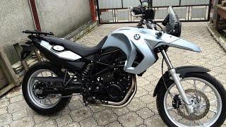 7. Bmw F650GS(800cc) 2008