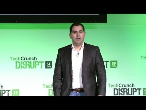 Make Almost Any Car a Connected One with Vinli  | Disrupt SF 2014