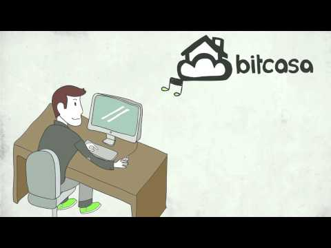 Video of Bitcasa