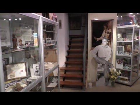 Elvis Presley museum in Culemborg