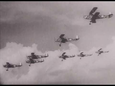 Baron Von Richthofen: The Red Baron - Full Documentary