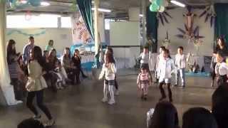 Empoli Italy  City new picture : Santa Andrea 1st Anniversary Celebration Empoli, Italy - FILCOM Empoli Kids Presentation