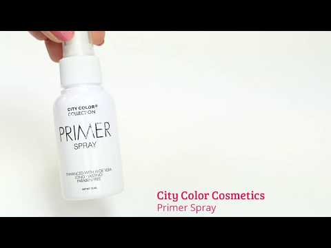 City Color City Color Primer Spray