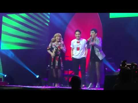 Ate Gay Versus Boobay In Concert