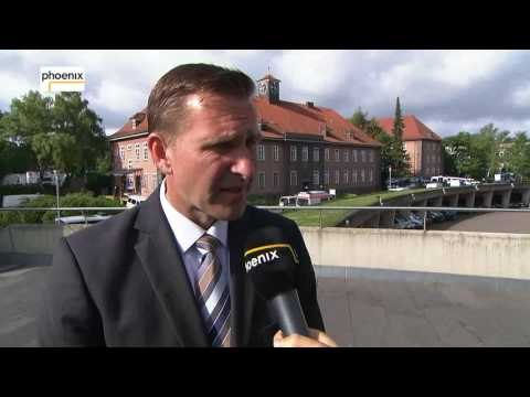 G20-Gipfel in Hamburg: Timo Zill (Pressesprecher Polize ...