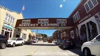 Monterey (CA) United States  city pictures gallery : Driving Pacific Grove & Monterey, California