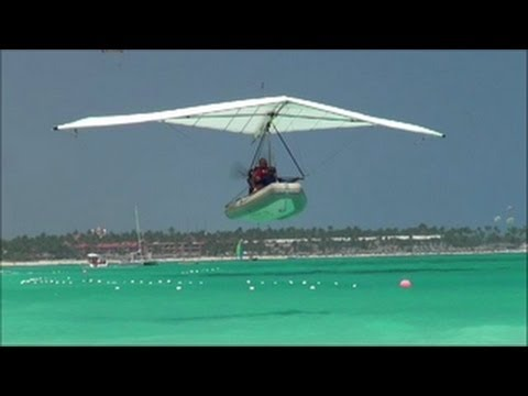 Flying Boat - Punta Cana / Dominican Republic (HD)