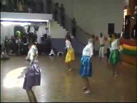 Bolivia Mia-Afroboliviano/Saya-6/Agosto/2006Sydney-Australia