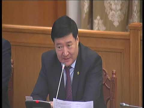 С.Чинзориг: Төрийн тогтворгүй байдлаас болж нийгмийн даатгалын сангийн үйл ажиллагаа доголдож байгаа