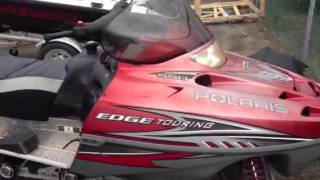 8. 2006 Polaris 550 touring