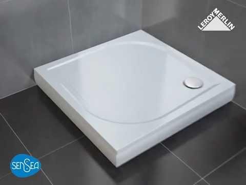 Comment poser receveur douche resine la r ponse est sur for Syphon bac a douche