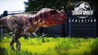 JURASSIC WORLD: Evolution | EL PARQUE MÁS PELIGROSO! #1