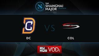 DC vs coL, game 2