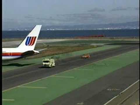 747 vs. truck