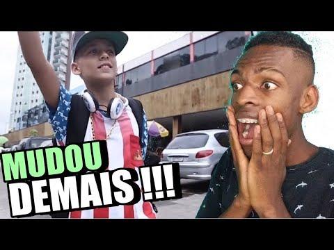 REAGINDO AO PRIMEIRO CLIPE DO MC PEDRINHO !!!