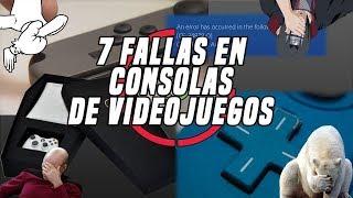 Video Top 7: PEORES ERRORES EN CONSOLAS DE VIDEOJUEGOS MP3, 3GP, MP4, WEBM, AVI, FLV September 2018