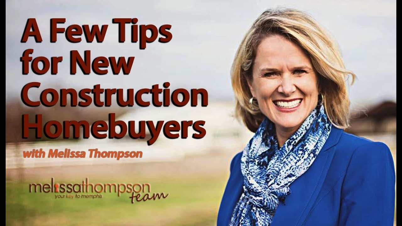 Smooth Out Your New Construction Home Purchase With These Tips
