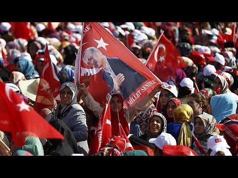 Τουρκία: Τελεσίγραφο στην Ουάσιγκτον για τον Γκιουλέν
