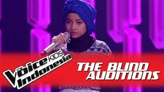 "Video Fitri ""Break Free"" I The Blind Auditions I The Voice Kids Indonesia GlobalTV 2016 MP3, 3GP, MP4, WEBM, AVI, FLV Desember 2018"
