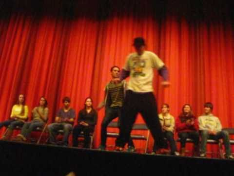Jim Spinnato: Hypnosis Show at PHS