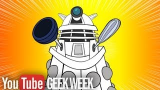 ANIME DOCTOR WHO! - Timey Wimey Awesome - Geek Week