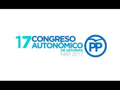 Vídeo de presentación del 17 Congreso Regional del...