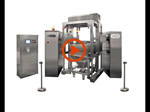 SaintyCo New Semi-automatic Capsule Filling Machine Passed the CE Testing