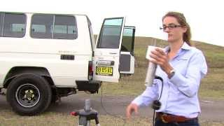 Fugitive Methane Emissions Monitoring Program