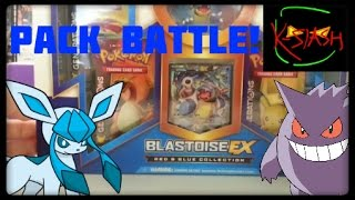 Blastoise Ex Box Battle VS. K-Slash! by Master Jigglypuff and Friends