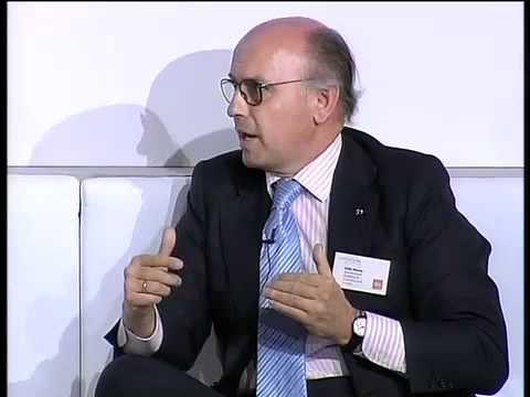 En esta intervención durante el Sustainability Day de 2011, Olcese, remarca la necesidad de llegar  un acuerdo a la hora de valorar las empresas a medio plazo.