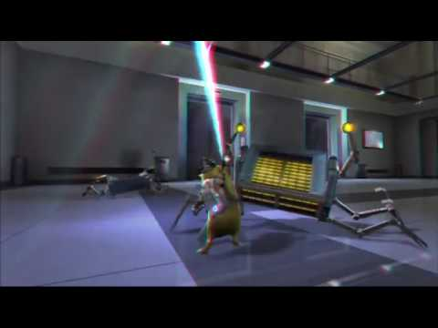 G Force 3D Demo Reel - Players-Source.de
